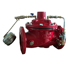 G-FLV SERIES - FLOAT LEVEL CONTROL VALVE