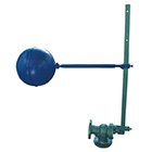 FLOAT VALVE (ANGLE TYPE)